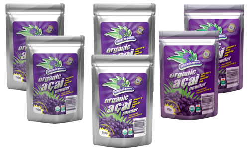 Organic Acai Powder Bundles