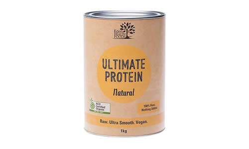 Organic Raw Protein Vanilla Powder