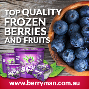 Berry Man Home Delivery